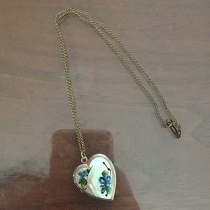 Painted Locket